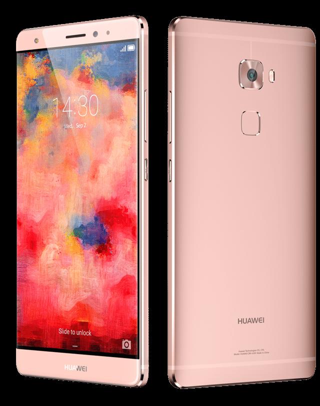 Huawei Mate S_Pink