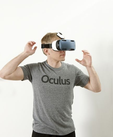Nancy Newberry_ John Carmack, Oculus