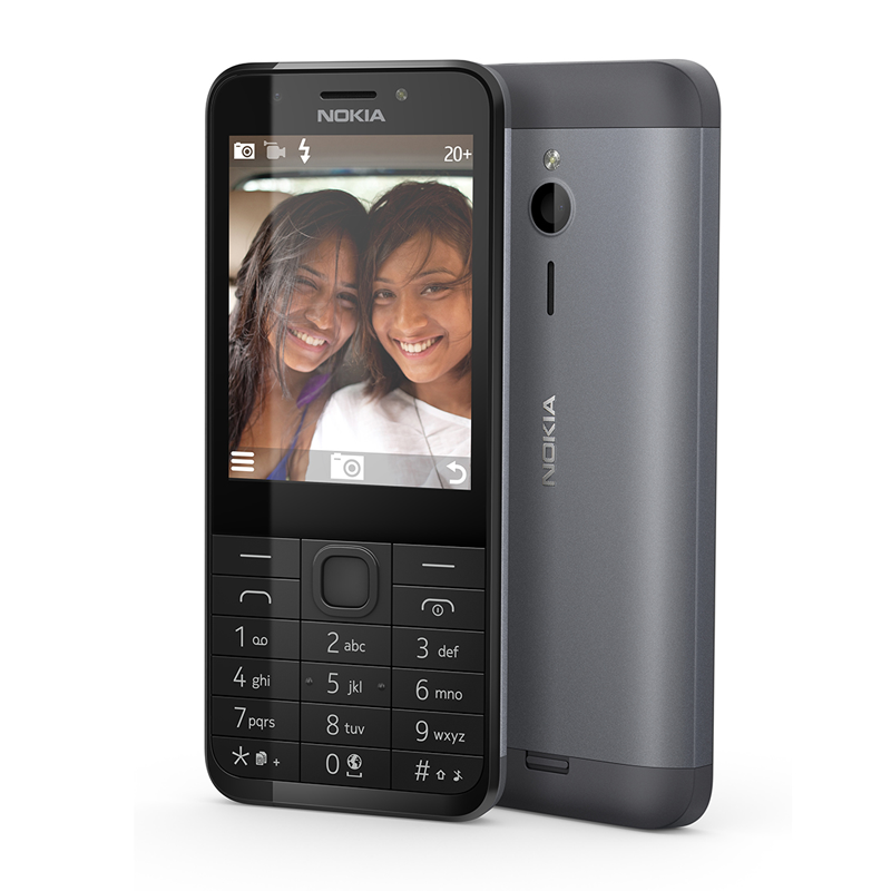 Nokia-230-Dark-Silver-DSIM-Selfie-screen