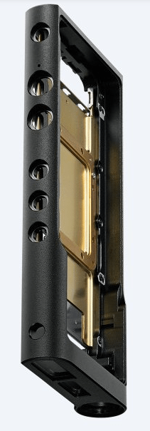 Sony Walkman NW-ZX2 inside