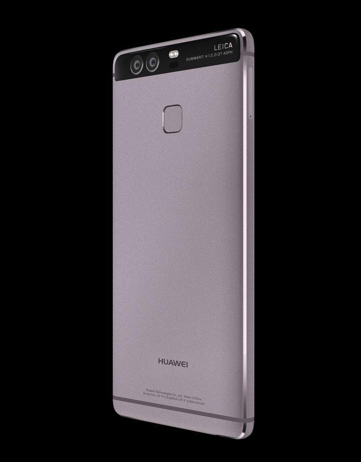 Huawei P9 и P9 Plus gray