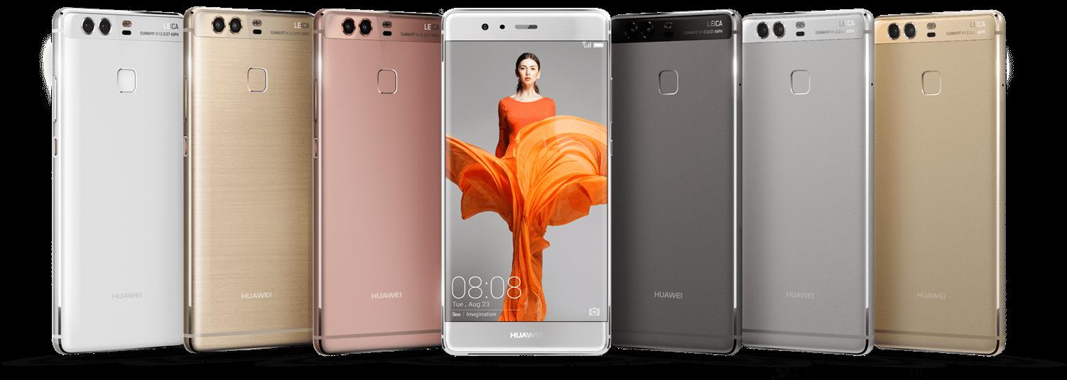 Huawei P9 и P9 Plus