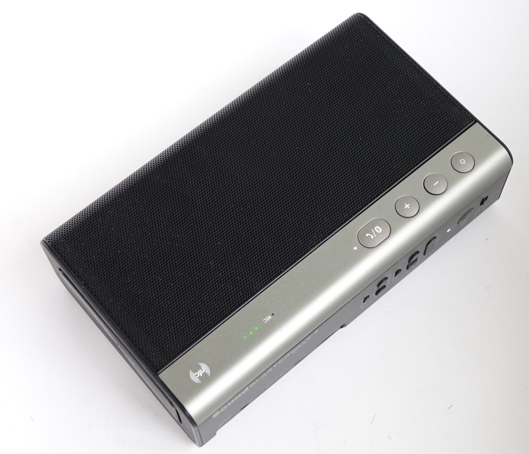 Creative Sound Blaster Roar 2 top