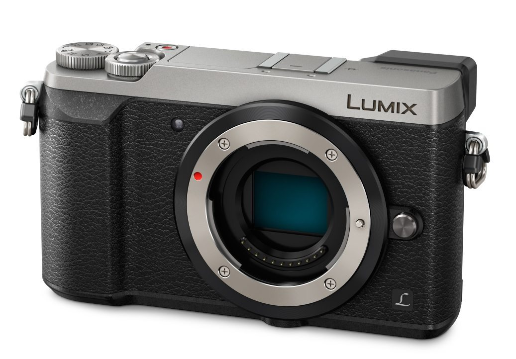 LUMIX DMC-GX80 silver