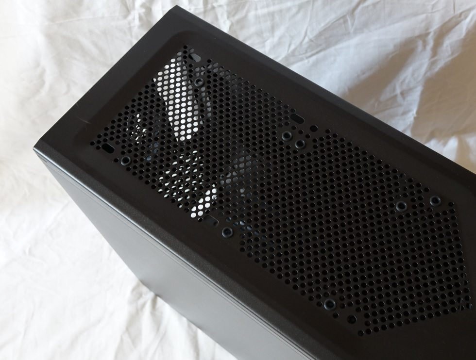 Corsair Graphite 230T radiator