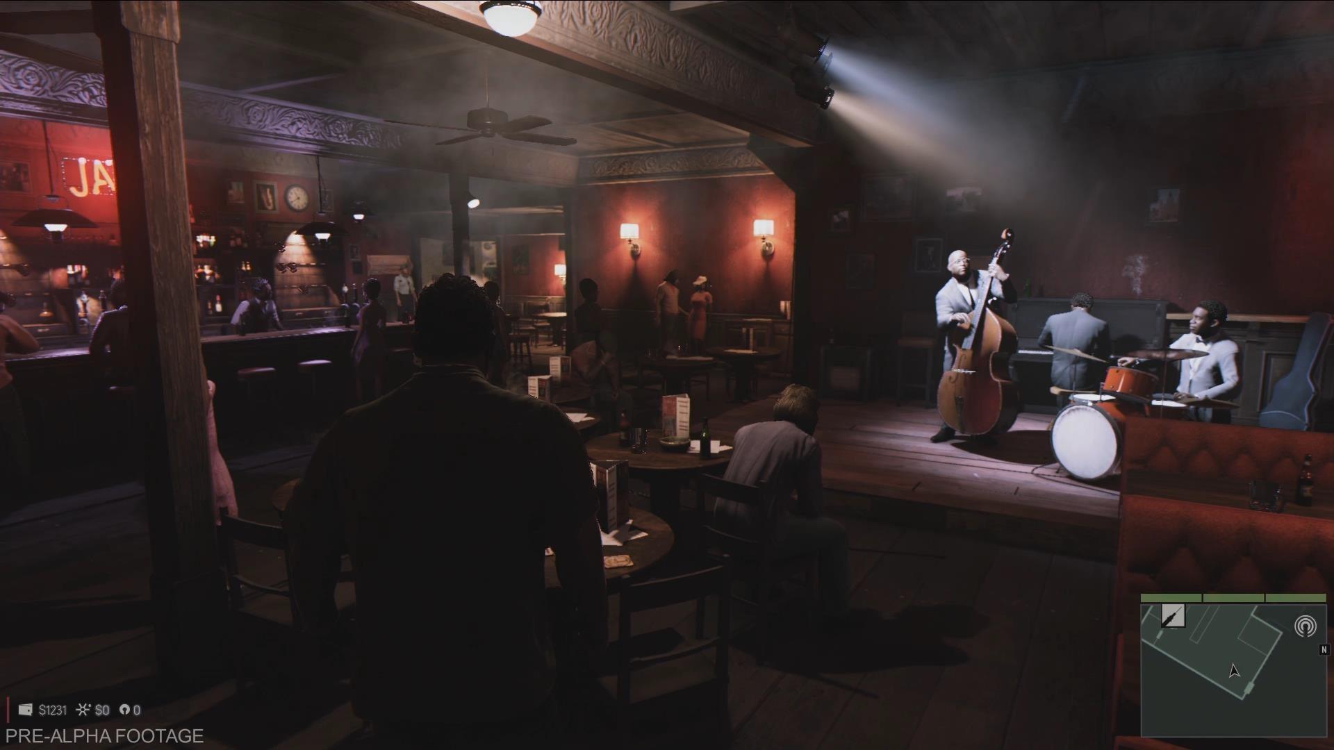 Mafia 3 bar