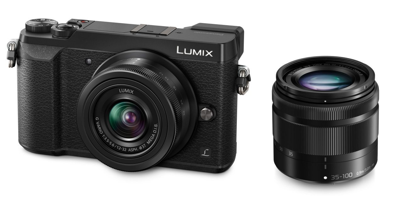LUMIX DMC-GX80 lens