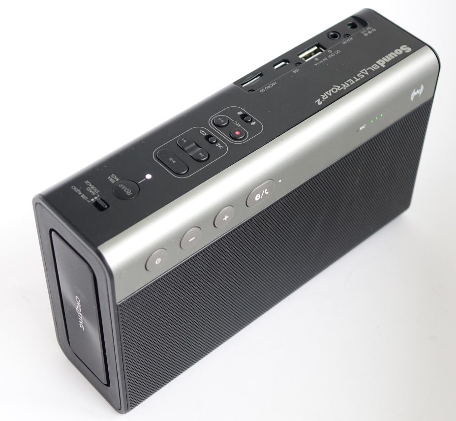 Creative Sound Blaster Roar 2 hero