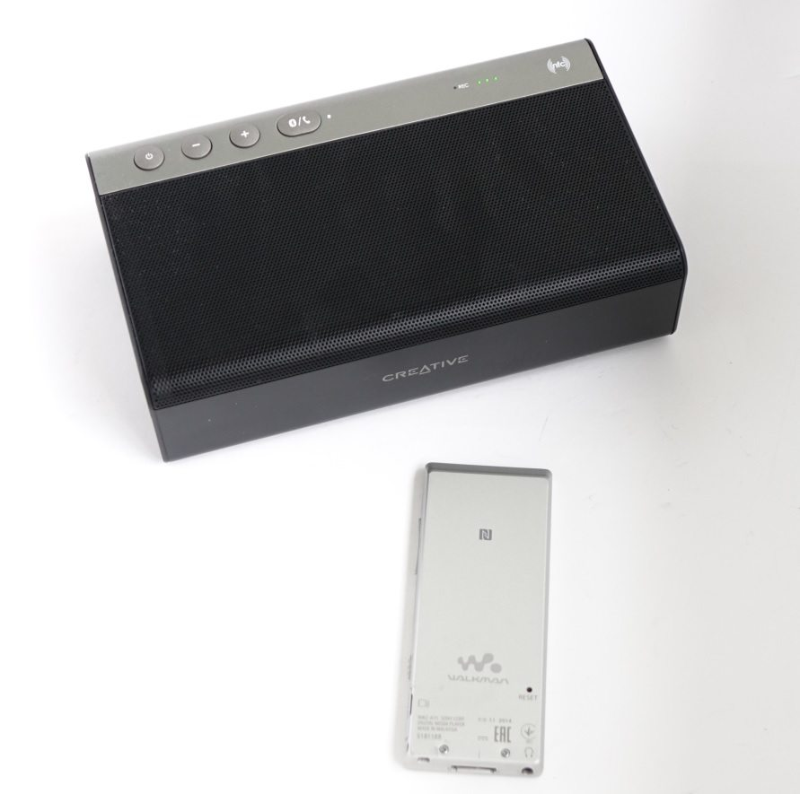 Creative Sound Blaster Roar 2 and sony a15