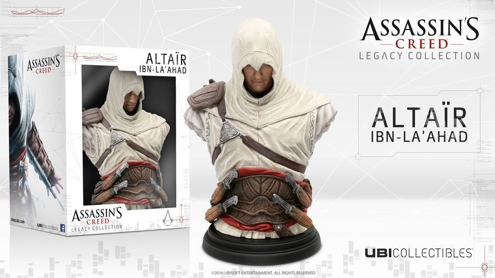 Статуэтка Assassin's Creed