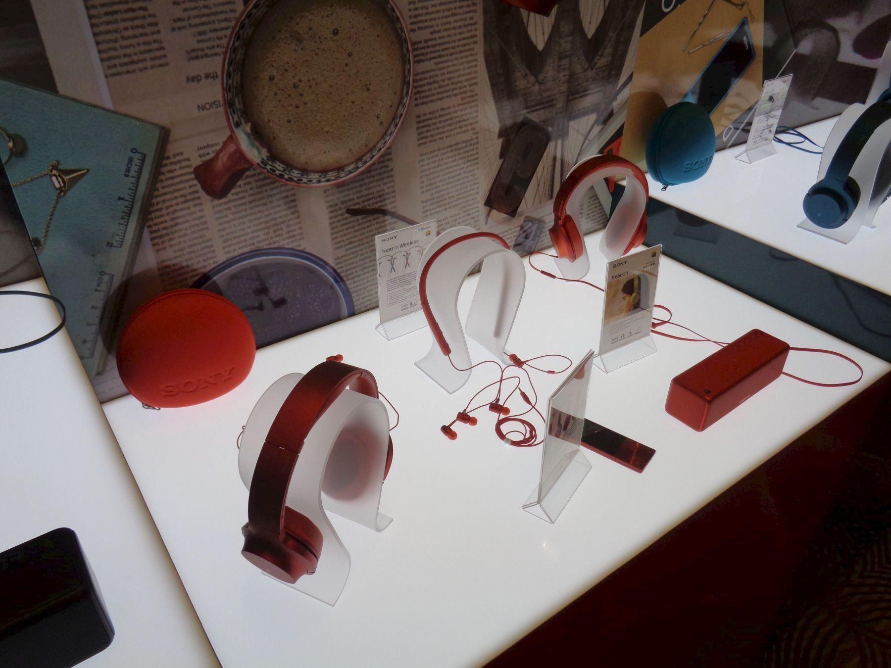 линейка h.ear red
