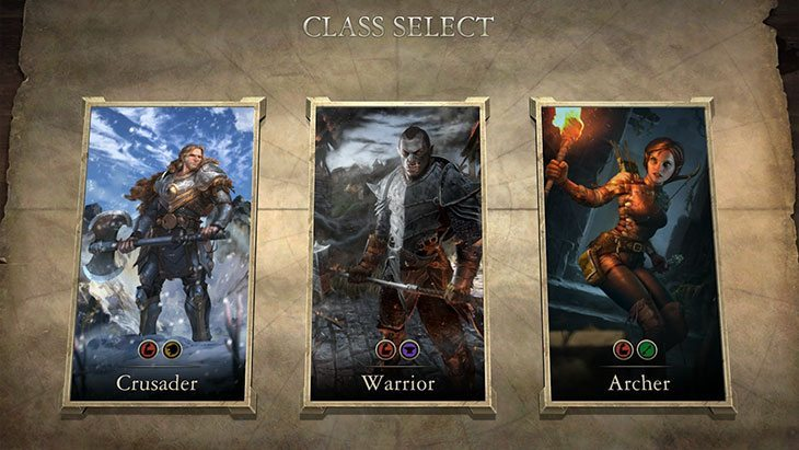 The Elder Scrolls: Legends class