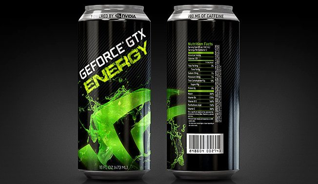 GeForce GTX Energy