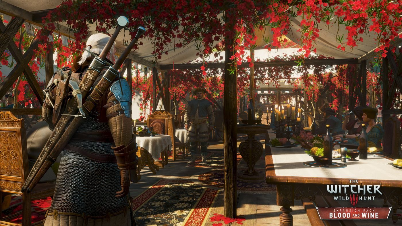 The Witcher 3 Blood and Wine Beauclair