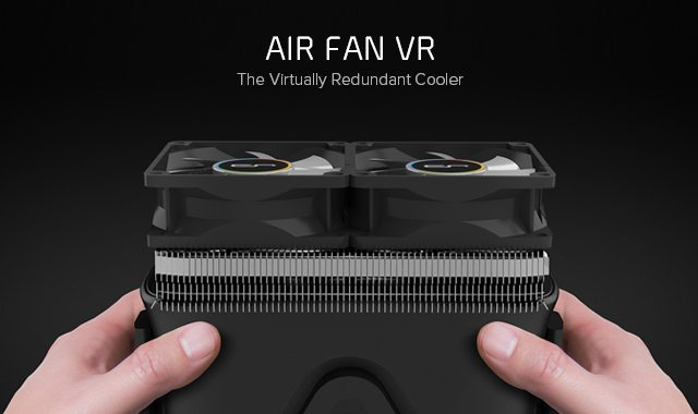 Cryorig Air Fan VR cpu