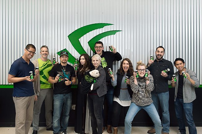 GeForce GTX ENERGY team