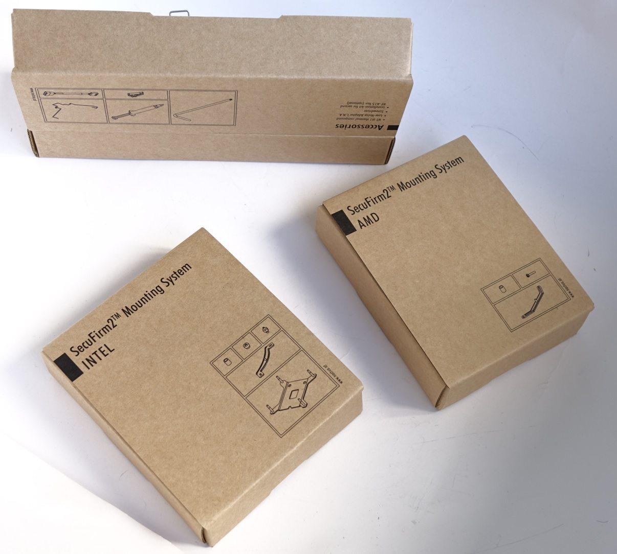 Noctua NH-U14S коробки с разъемами