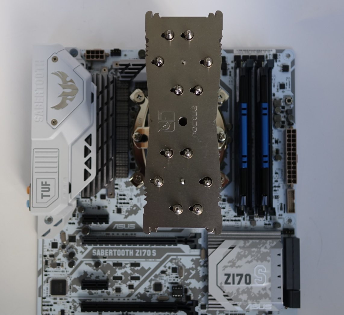 Noctua NH-U14S without dual fan