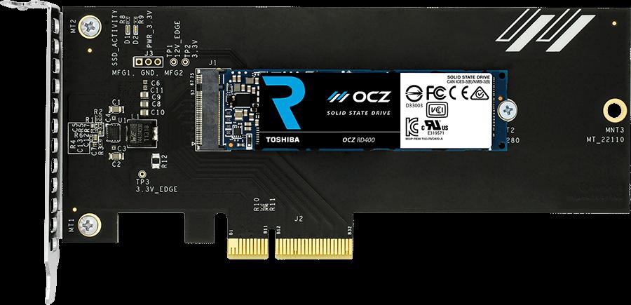 NVMe SSD RD400