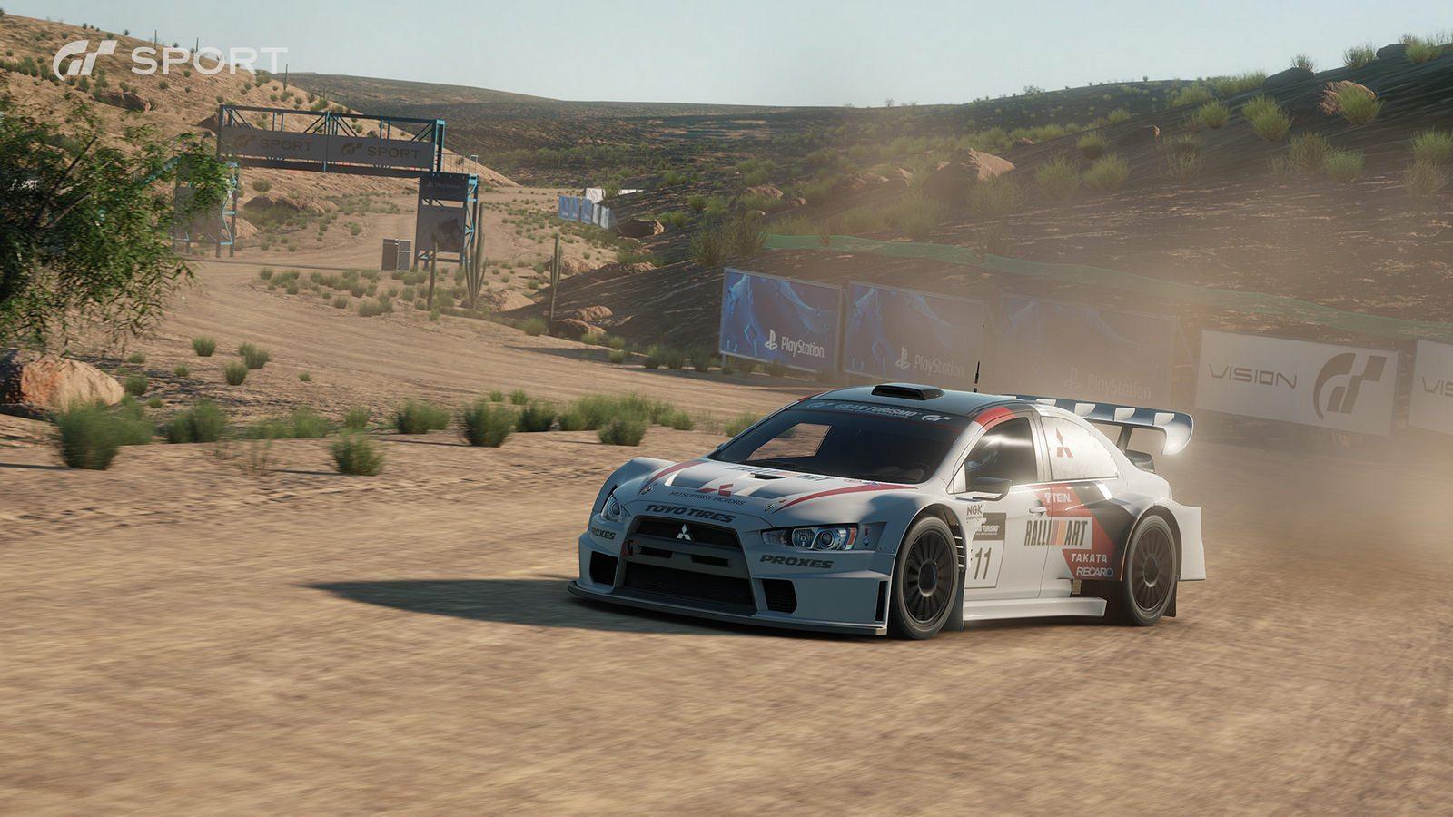Gran Turismo Sport 4