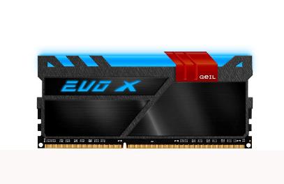 Geil EVO X DDR4 back