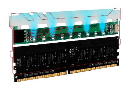 Geil EVO X DDR4 с модулем HILM