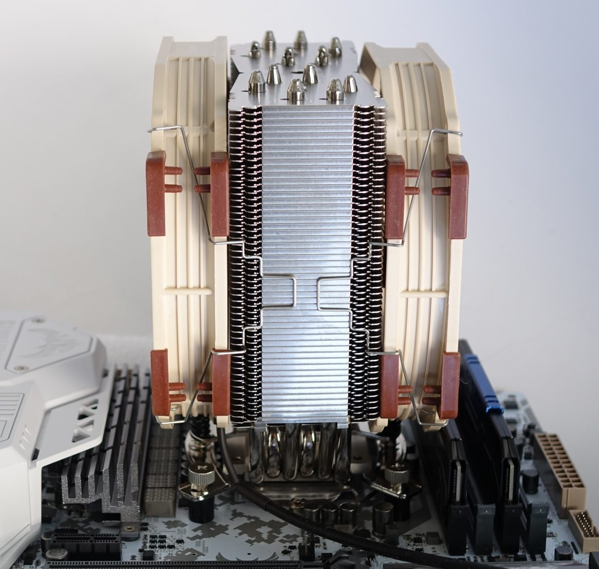 Noctua NH-U14S dual fan