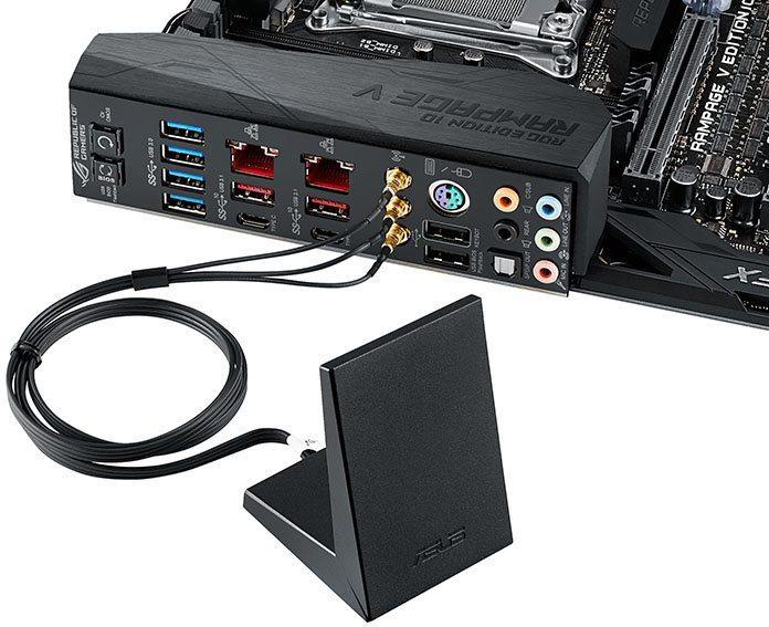 ROG Rampage V Edition 10 wi-fi