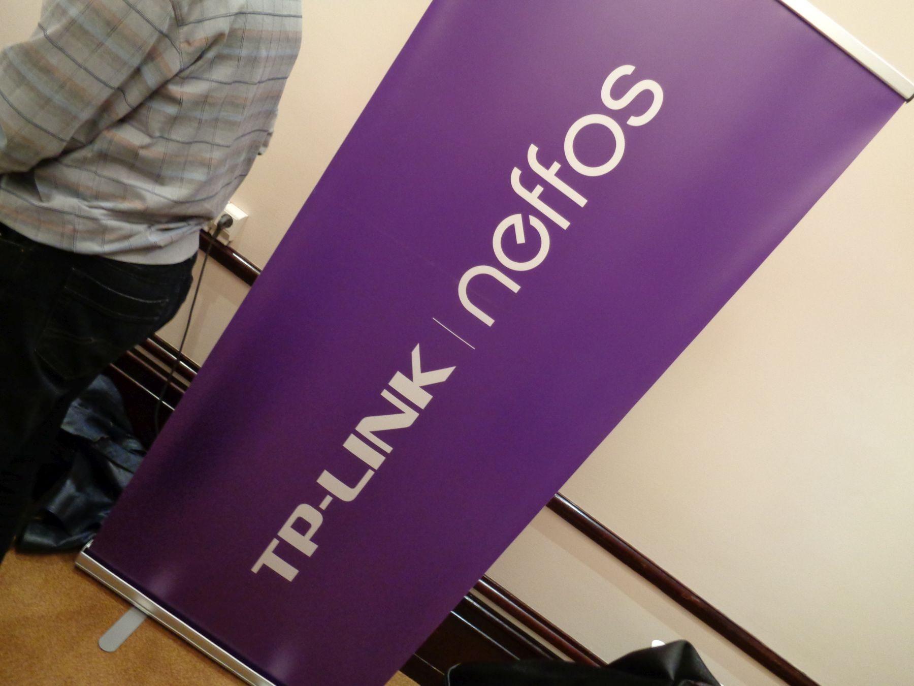 Презентация смартфонов Neffos от TP-LINK