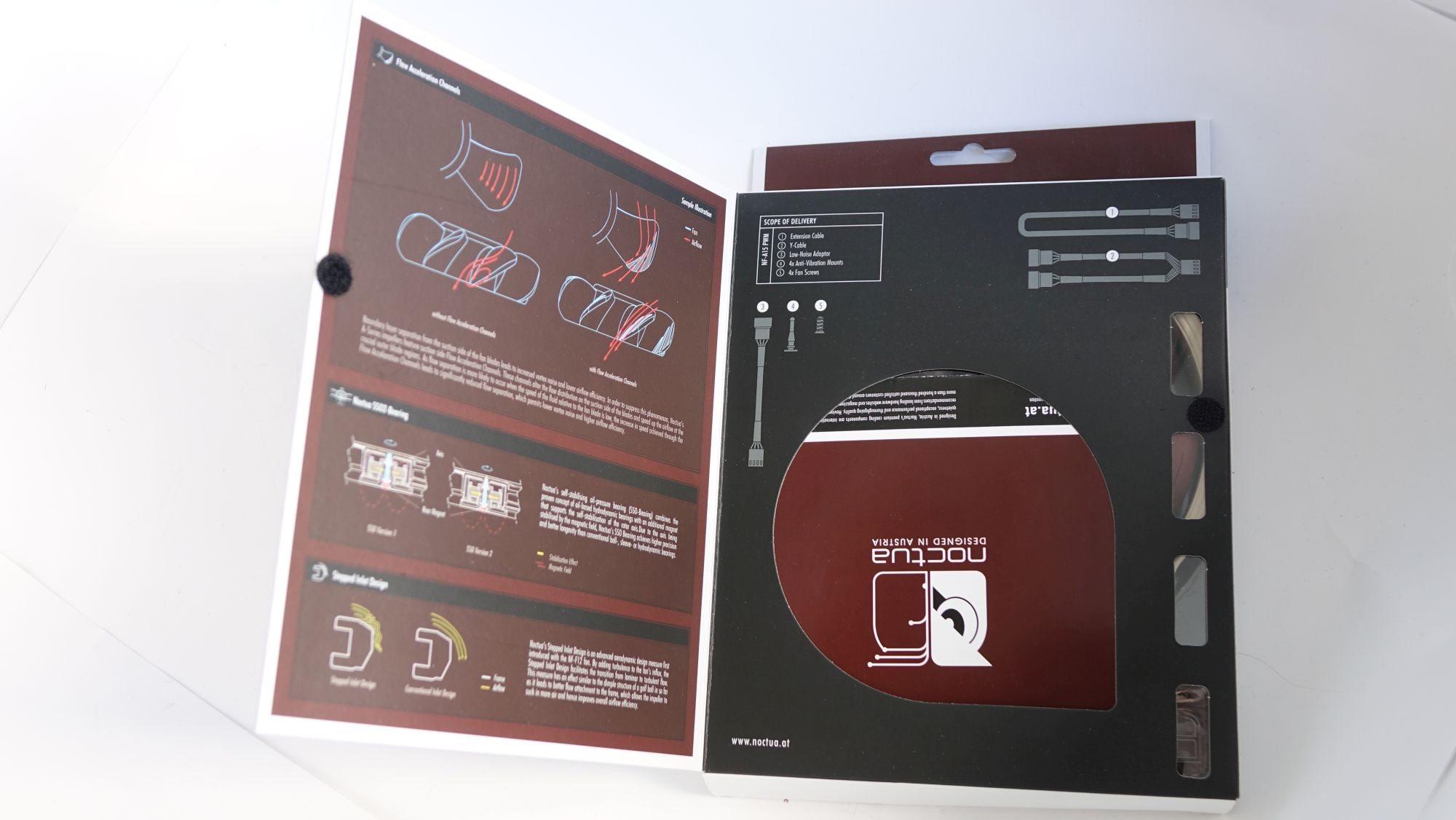 Noctua NF-A15 PWM box