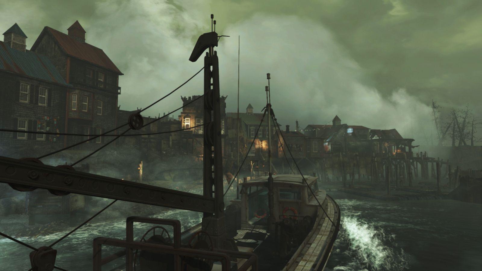 Far Harbor для Fallout 4