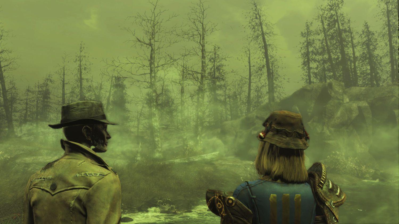 Far Harbor для Fallout 4 Nick