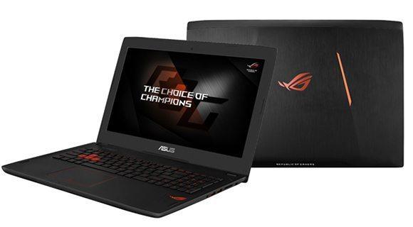 ноутбуки GL502