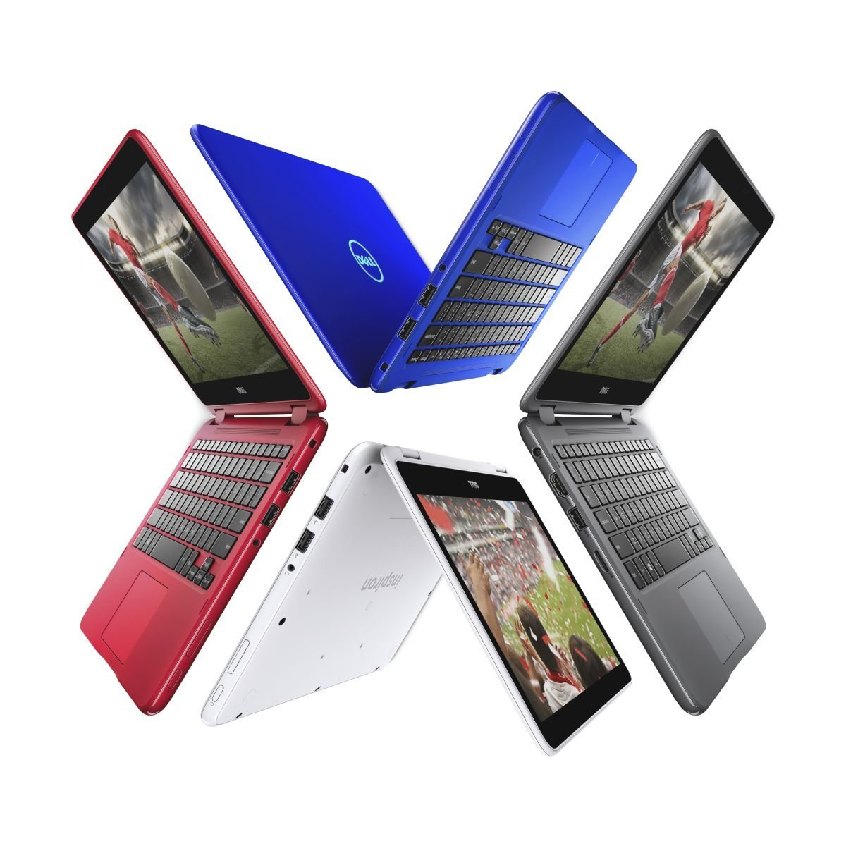Inspiron 11 3000 Series Touch Notebooks