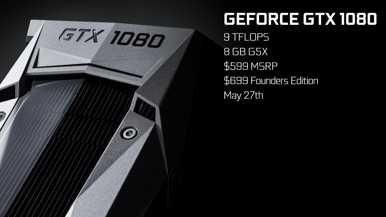 NVIDIA GeForce GTX 1080 ttx