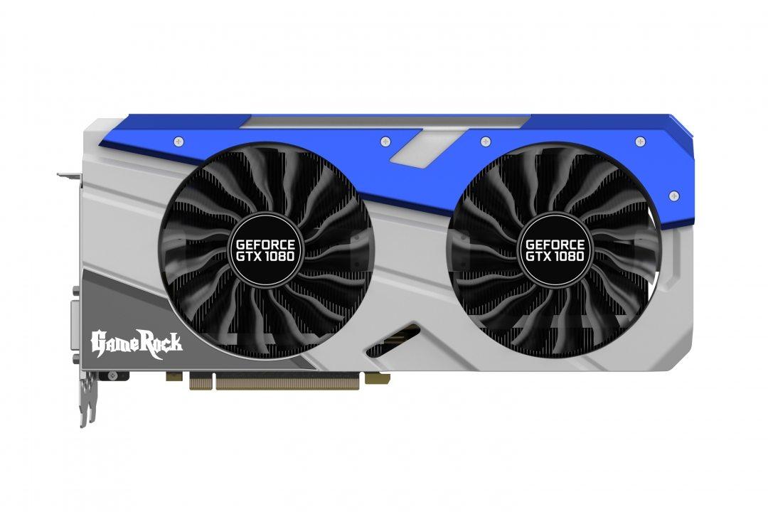 GeForce GTX 1080 GameRock hero