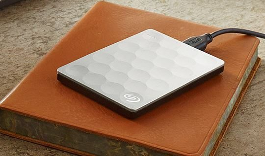 seagate ultra backup