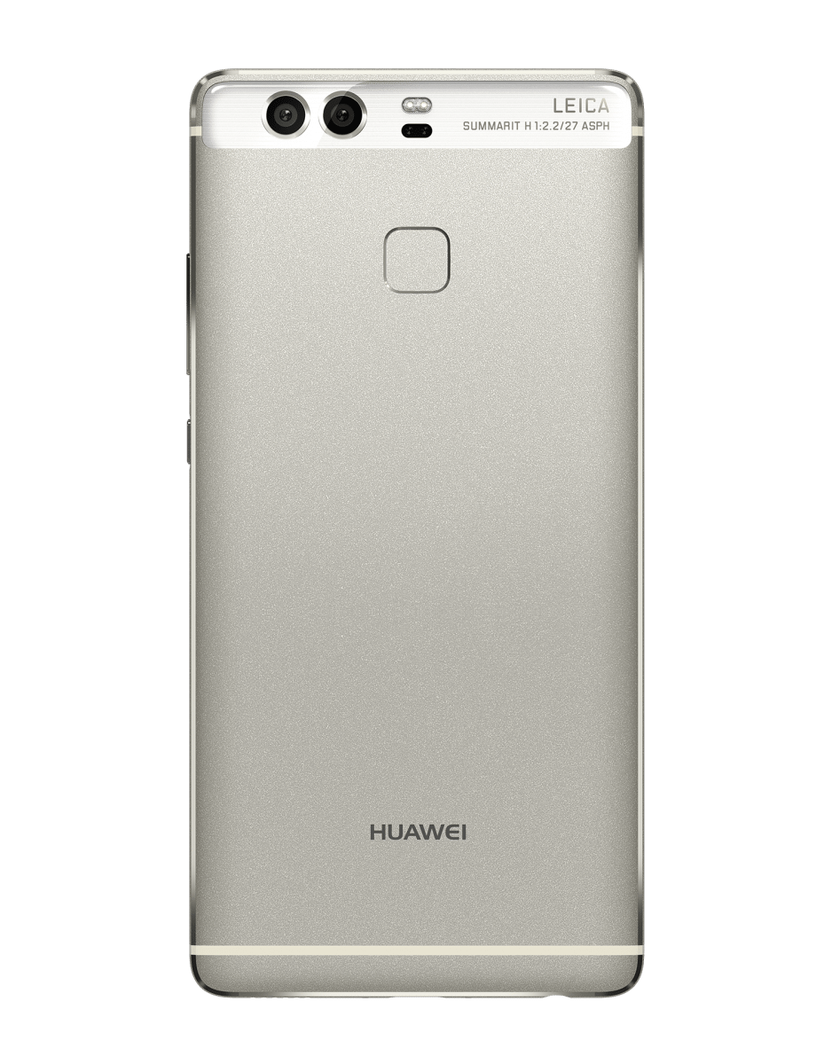 Huawei P9, P9 Plus back
