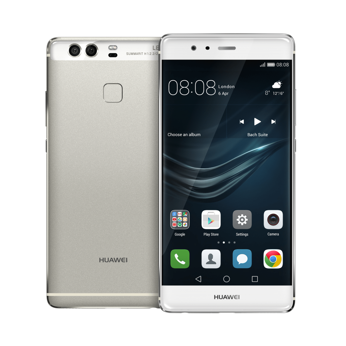 Huawei P9, P9 Plus big