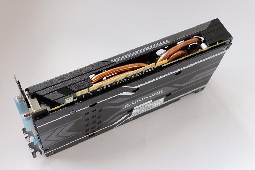 Sapphire Nitro R9 380X case