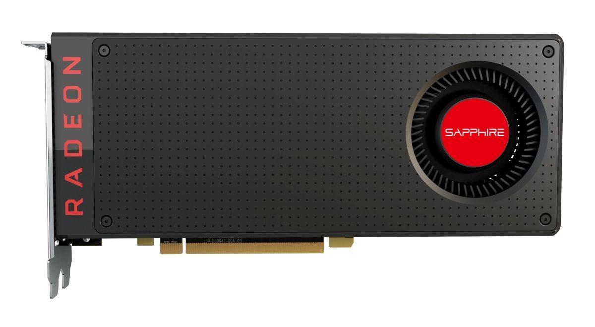 Sapphire Radeon RX 480 main