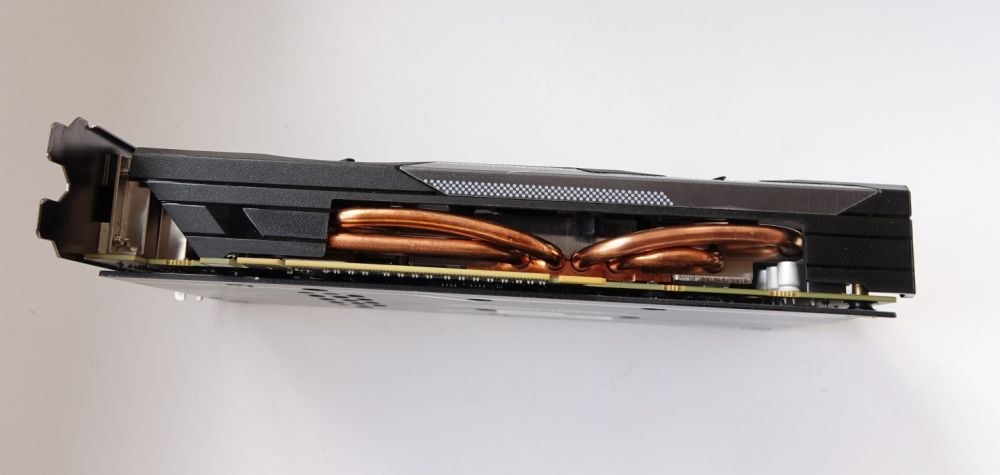 Sapphire Nitro R9 380X side tubes