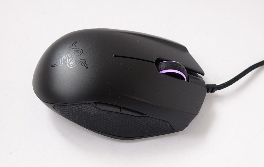 Razer Orochi 2016 violet side