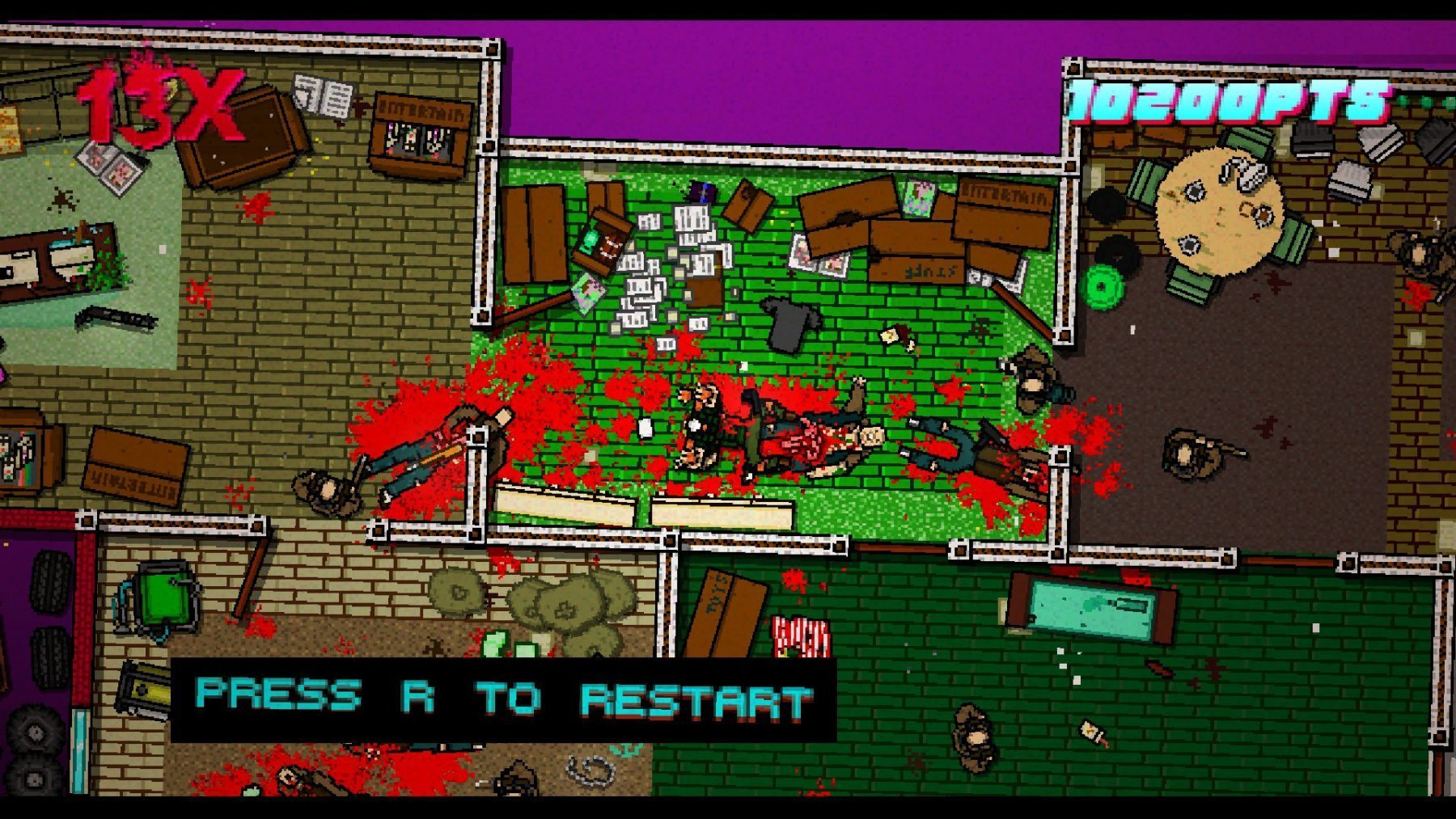 Hotline Miami 2 level editor
