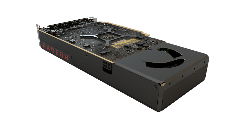 Radeon RX 480 PCB