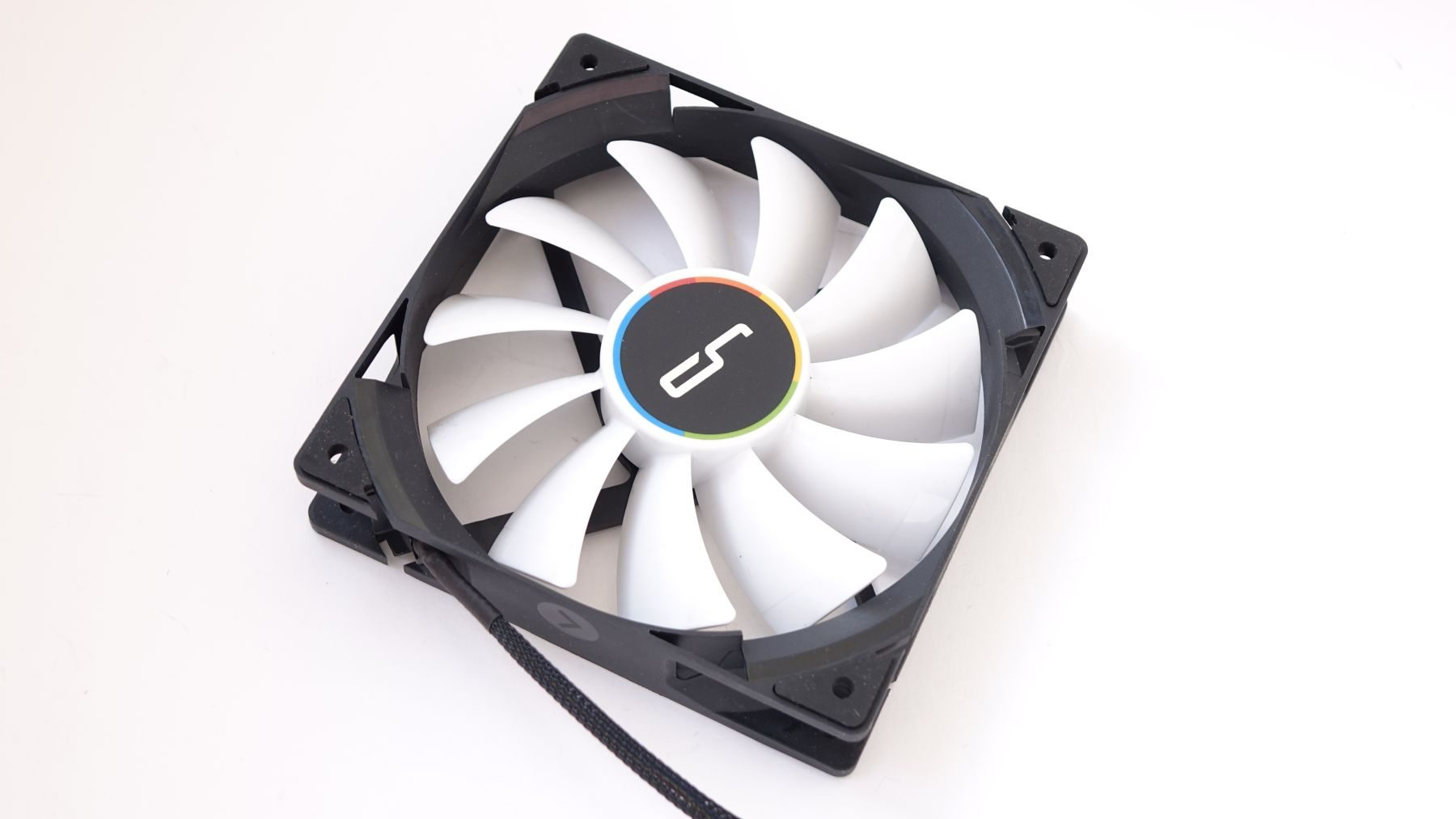 Cryorig QF120 Silent, Performance и Balance main
