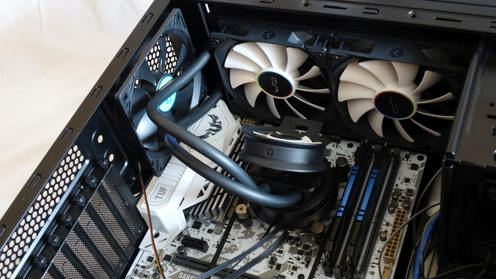 Cryorig A40 Ultimate in deepcool