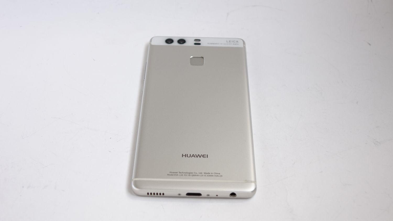 Huawei P9 straight