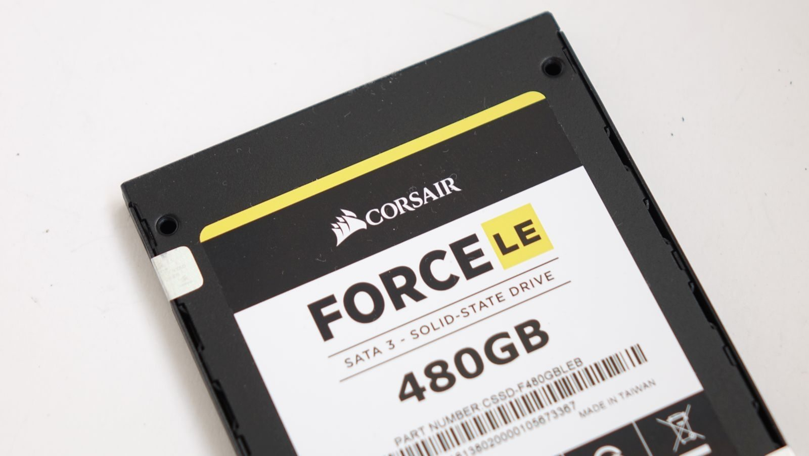 Corsair Force LE 480 Гбайт hero