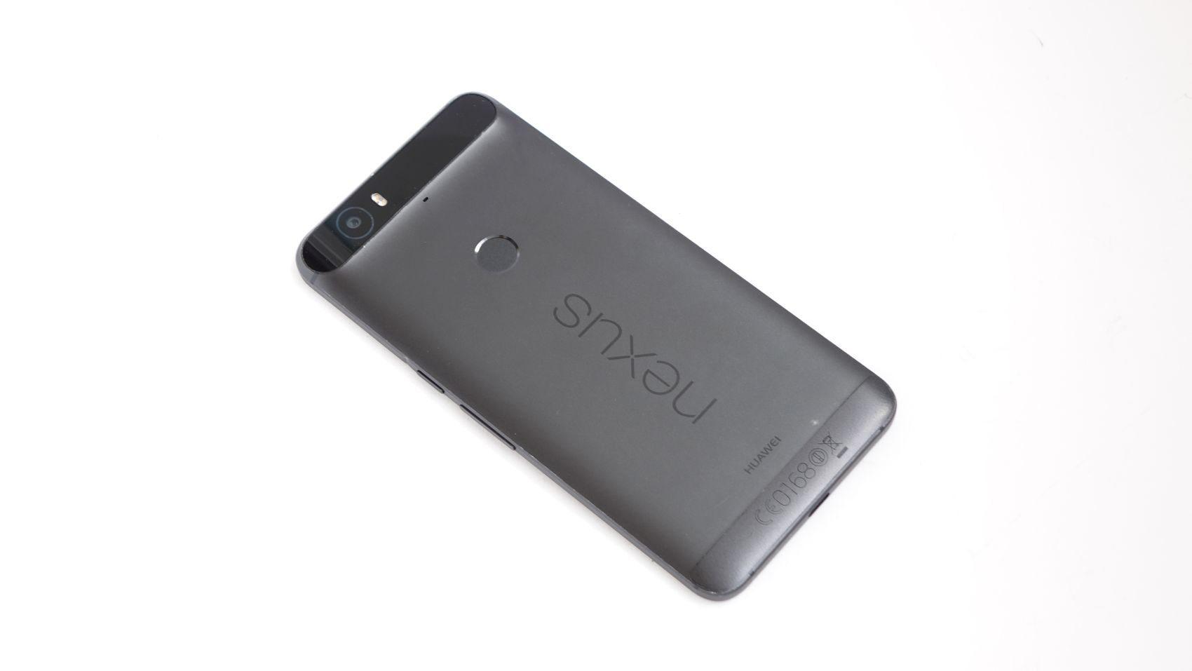 Huawei Nexus 6P back